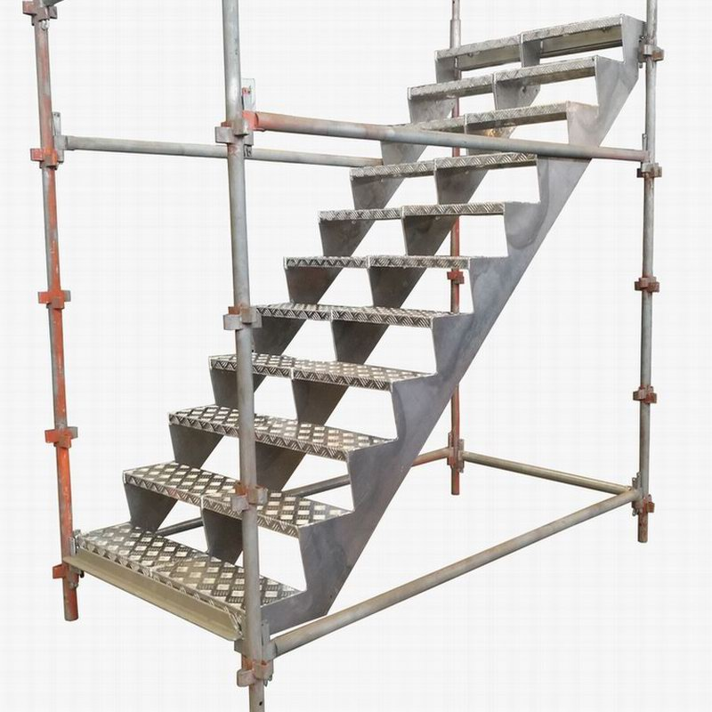 Aluminum Stair for Kwikstage Scaffolding
