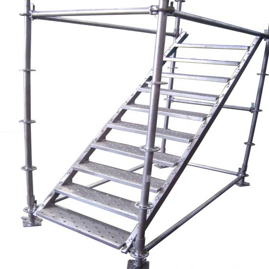 Ring Lock Scaffolding Stringer Stair