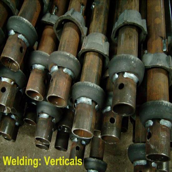 Cup Lock System Scaffolding Standard