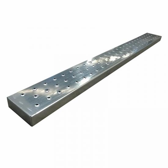SP5: Plain End Steel plank