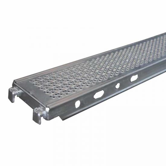 320mm and 190mm wide Steel Deck for System Scaffolding U-Ledger