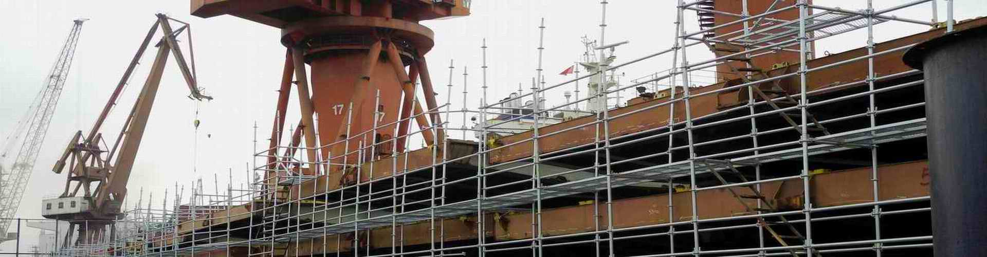 Shuangma Ring Lock Scaffolding Project